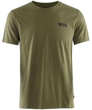 Men's Fjallraven Tornetrask T Shirt - Green