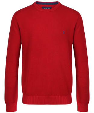 Men's Joules Redmond Jumper - Red