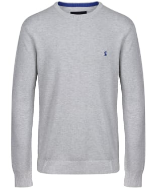 Men's Joules Redmond Jumper - Grey Marl