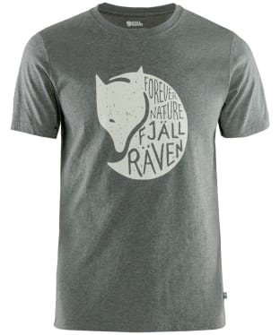 Men's Fjallraven Forever Nature T-Shirt - Stone Grey
