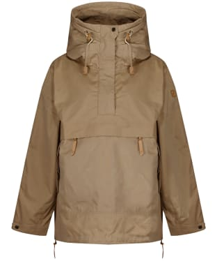 Women's Fjallraven Anorak No. 8 - Sand