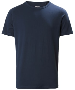 Men's Musto Favourite T-Shirt - True Navy