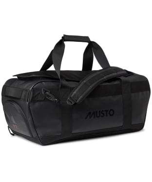 Musto 90L Duffel Bag - Black