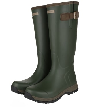 Men's Ariat Burford Wellington Boots - Olive
