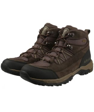Men's Ariat Skyline Summit GTX Boots - Dark Olive