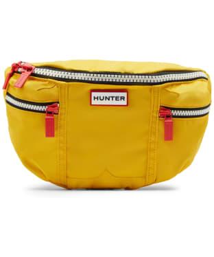 Hunter Original Nylon Bum Bag - Yellow