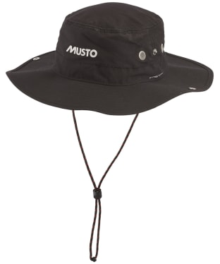 Musto Evolution Fast Dry Brimmed Hat - Black