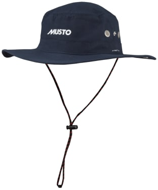 Musto Evolution Fast Dry Brimmed Hat - True Navy