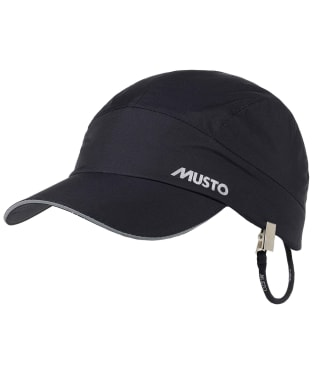 Musto Performance Waterproof Cap - Black