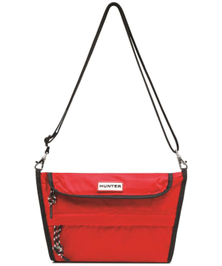Hunter Packable Crossbody Bag - Hunter Red