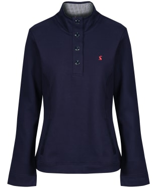 Women's Joules Beachy Sweatshirt - French Navy