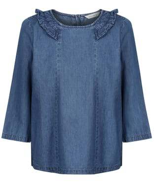 Women's Lily & Me Roseland Top - Denim