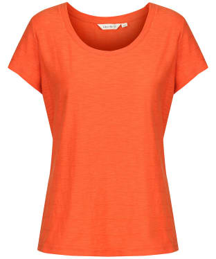 Women's Lily & Me Cockles Tee - Burnt Orange