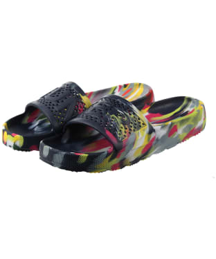 Men's Hunter Marble Sliders - Multi Bright