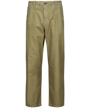 Men's GANT Hugger Chinos - Aloe Green