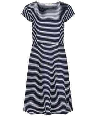 Women's Lily & Me Harbourside Dress - Navy / White