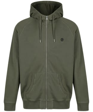 Men's Timberland Exeter River Basic Loopback Full Zip Sweatshirt - Grape Leaf