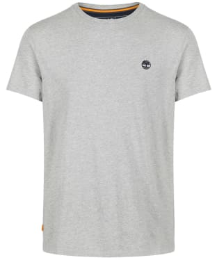 Men's Timberland Dunstan River Jersey Crew Tee - Grey Heather