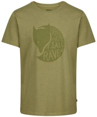 Men's Fjallraven Forever Nature T-Shirt - Green
