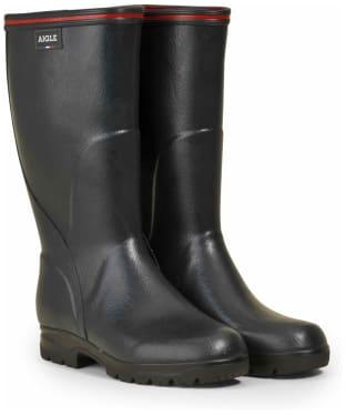 Men's Aigle Tancar Pro ISO Neoprene Farming Boots - Bronze