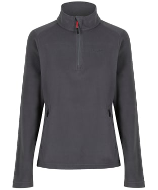 Women's Musto Corsica 100gm ½ Zip Fleece - Dark Grey