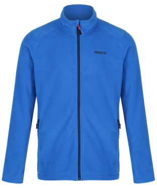 Men's Musto Corsica 100gm Polartec Fleece - Olympian Blue
