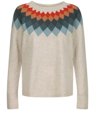 Women's Seasalt Camber Rocks Jumper - Agate Aran Mix