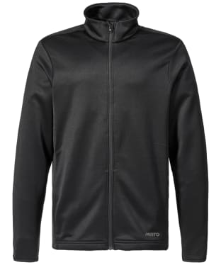 Men's Musto Essential Full Zip Sweat - Black