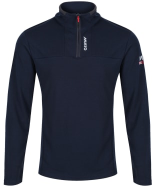 Men's Musto Sardinia ½ Zip Sweater - Navy