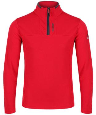 Men's Musto Sardinia ½ Zip Sweater - Red