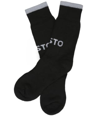 Musto Thermal Short Socks - Black