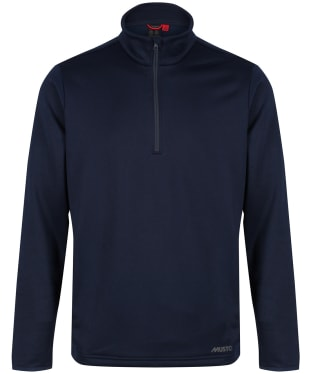 Men's Musto Essential ½ Zip Sweat - Navy