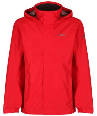 Men's Musto Sardinia Rain Jacket - Red