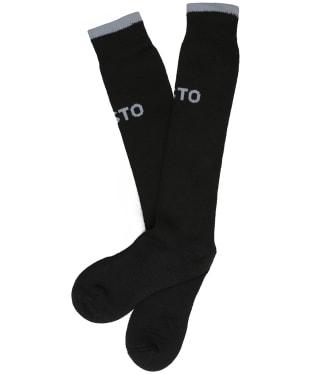 Musto Thermal Long Socks - Black