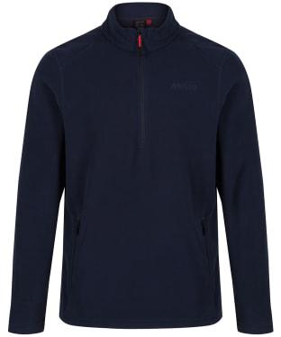 Men's Musto Corsica 100gm ½ Zip Fleece - Navy