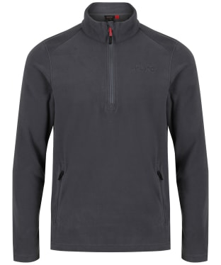 Men's Musto Corsica 100gm ½ Zip Fleece - Dark Grey