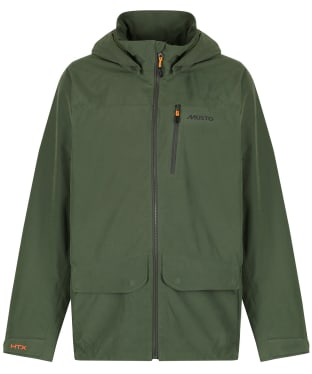 Men's Musto HTX Keepers Waterproof Jacket - Dark Moss