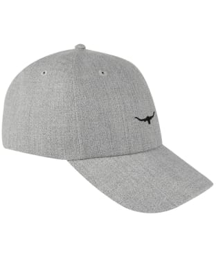 R.M. Williams Mini Longhorn Cap - Black / Grey