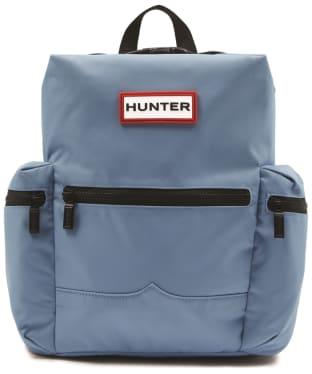 Hunter Original Nylon Mini Backpack - Blue Thistle