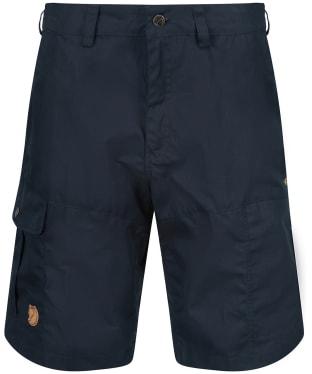 Men's Fjallraven Karl Pro Shorts - Dark Navy