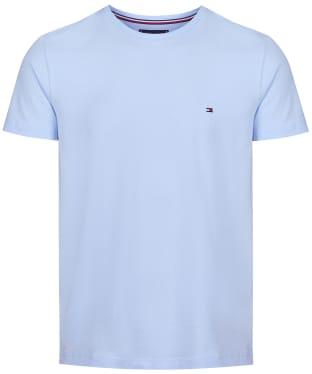 Men's Tommy Hilfiger Stretch Slim Fit Tee - Sweet Blue