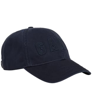 Men's GANT Sunfaded Cap - Evening Blue