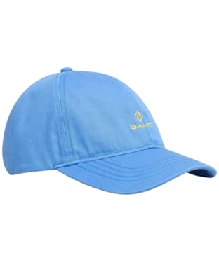 Women's GANT Contrast Twill Cap - Pacific Blue