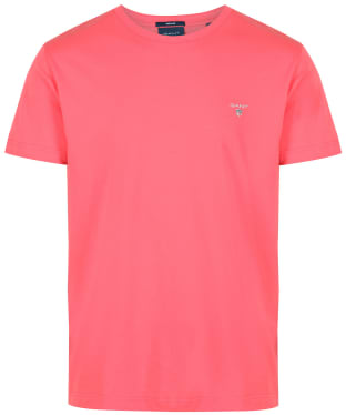 Men's GANT Solid T-Shirt - Paradise Pink