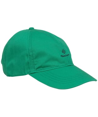 Men's GANT Contrast Twill Cap - Lush Green