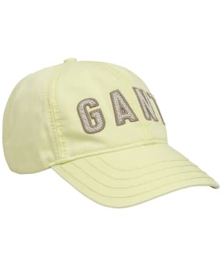 Men's GANT Sunfaded Cap - Sunny Lime