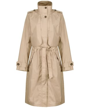 Women's Didriksons Lova Waterproof Coat 3 - Beige