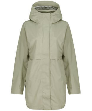 Women's Didriksons Edith Waterproof Parka 3 - Mistel Green