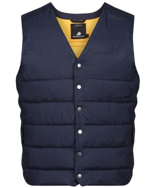 Men's Didriksons Vidar Vest - Dark Night Blue