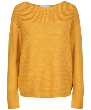 Women's Seasalt Harbour Beach Jumper - Sunglow